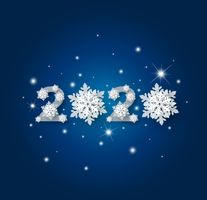 Christmas background 2020