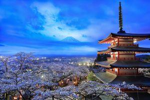 Фото бесплатно Япония, Гора Фудзи, Яманаси