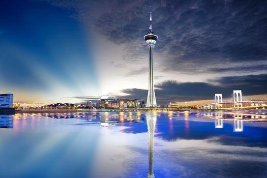 Фото бесплатно Башня Макао, Macau Tower, Китай