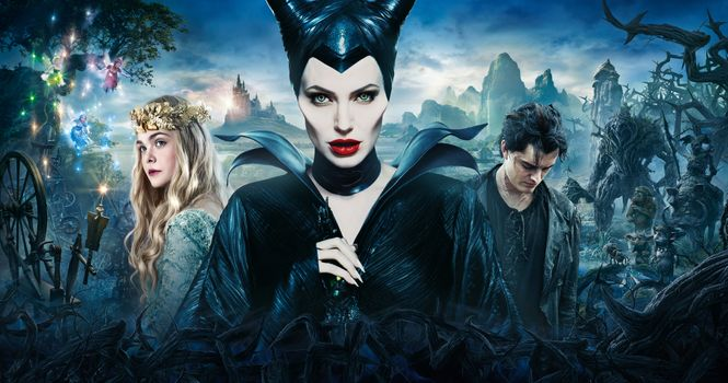 Photo free The movie Maleficent: mistress of the dark, fantasy, adventure