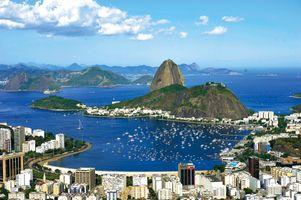 Фото бесплатно Rio de Janeiro, Brazil, Рио-де-Жанейро