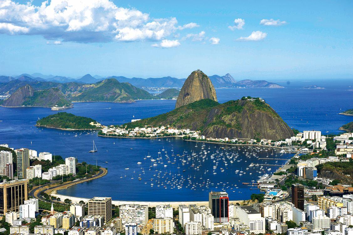 Фото бесплатно Rio de Janeiro, Brazil, Рио-де-Жанейро, Бразилия, город