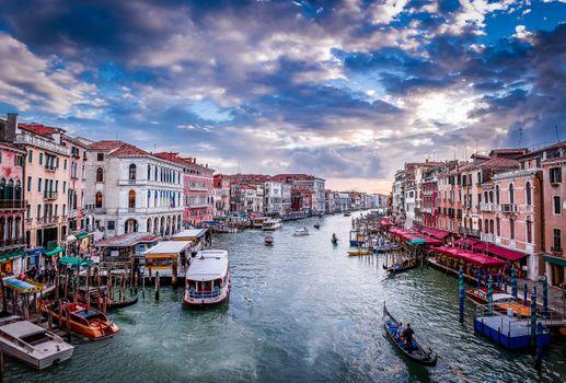 Фото бесплатно Venecia, Italia, канал