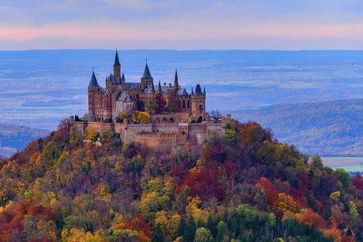 Фото бесплатно старый замок, Германия, Баден-Вюртемберг