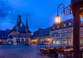 Фото бесплатно Вернигероде, Цейсс, Германия
