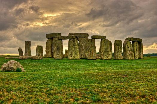 Фото бесплатно Стоунхендж, Уилтшир, Великобритания