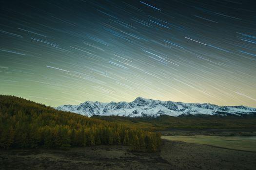 Движение Вселенной · бесплатное фото