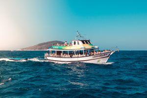 Фото бесплатно лодка, досуг, океан