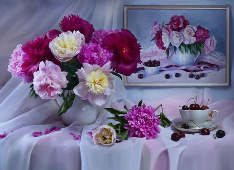 Photo free flowers, background, bouquet