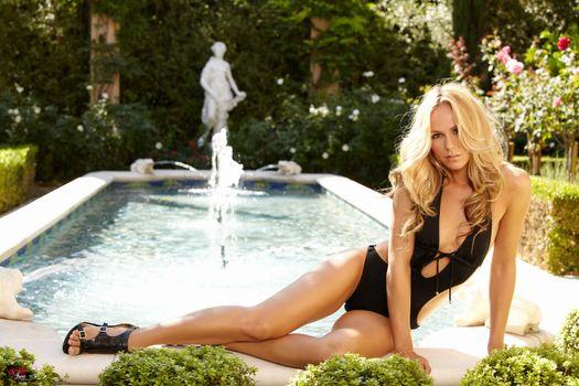 Photo free Crystal Klein, model, sexy