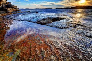 Бесплатные фото MacMasters Beach,Центральное побережье,NSW,Австралия,полуостров Будди,море,океан