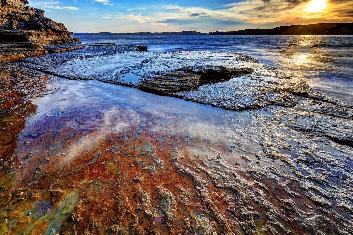 Фото бесплатно Полуостров Buddy, Центральный берег, MacMasters берег - на рабочий стол