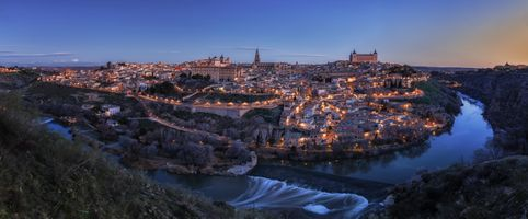 Фото бесплатно Toledo, Испания, город