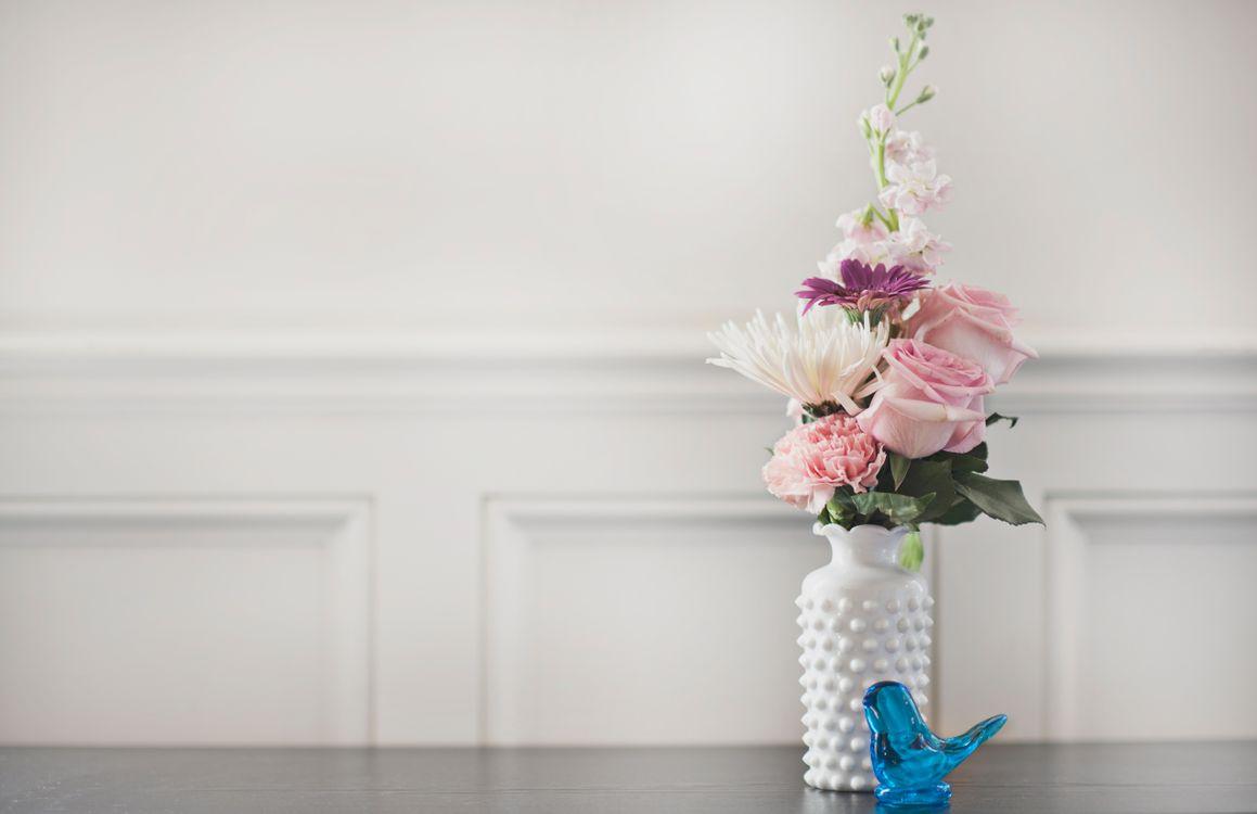 Free photo vase, decoration, bouquet - to desktop