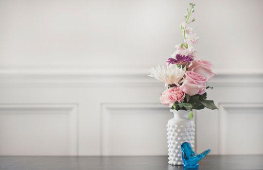 Бесплатные фото ваза,декор,букет