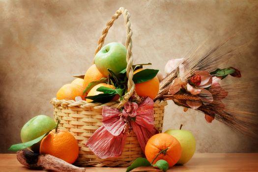 Fruit Basket · free photo