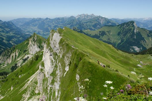 Photo free path, walking, mountain