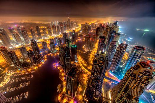 Be sure to visit Dubai
