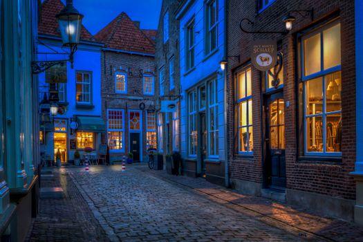 Photo free Heusden, Holland, city