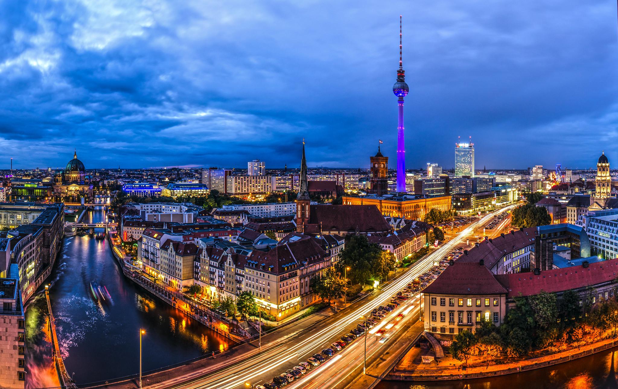 Берлин картинки