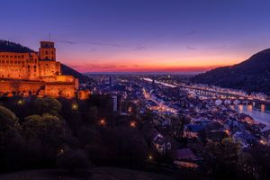 Фото бесплатно Баден-Вюртемберг, городской пейзаж, Германия