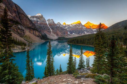 Национальный парк в Канаде