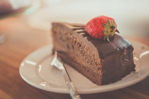 Фото бесплатно шоколад, сладкие, ломтик
