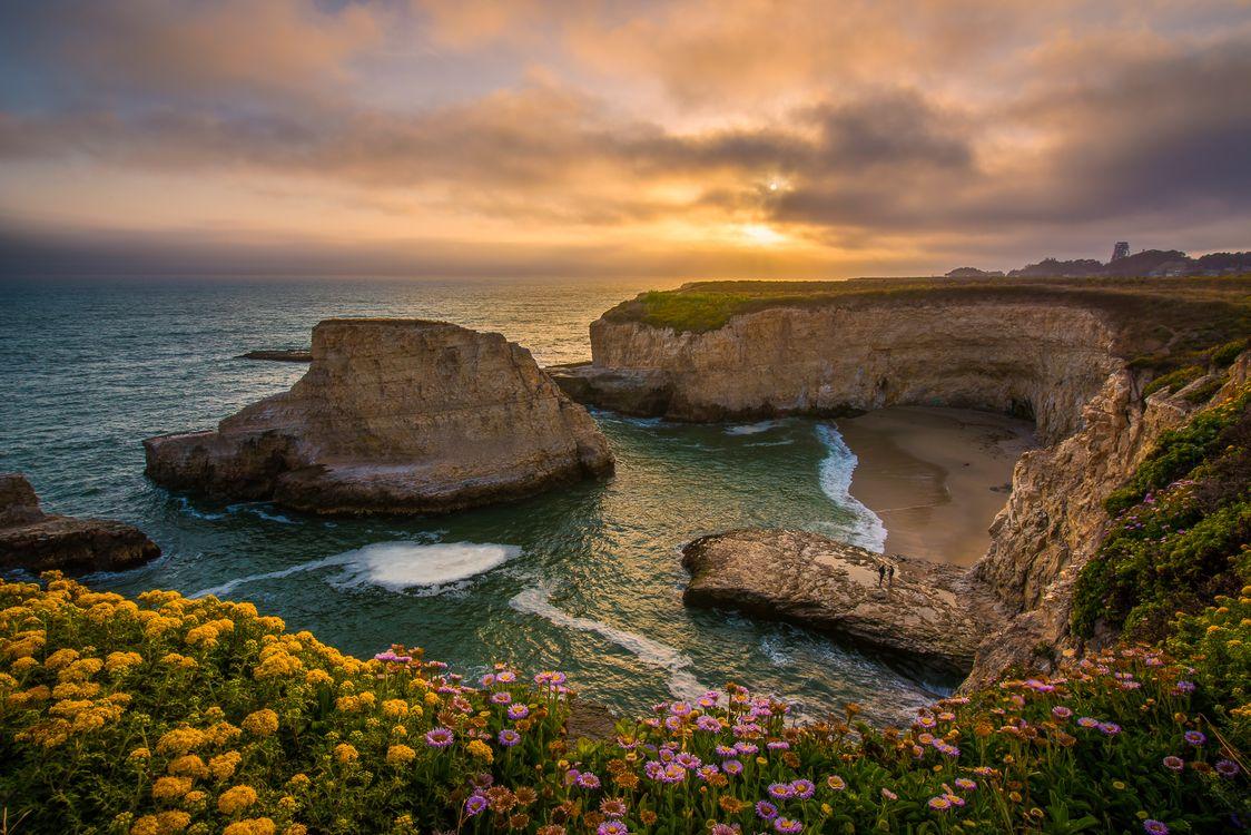 Санта Круз в Калифорнии · бесплатное фото