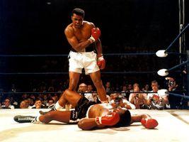 Фото бесплатно Мухаммад, Легенда бокса, Али