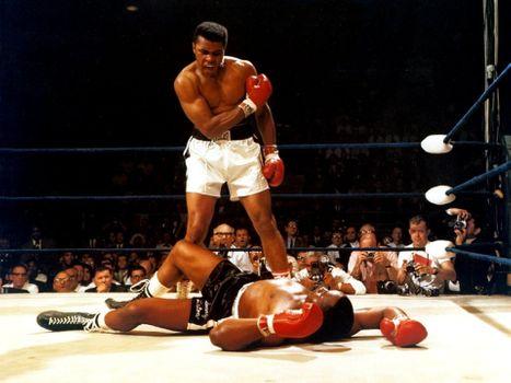Заставки Мухаммад, Легенда бокса, Али
