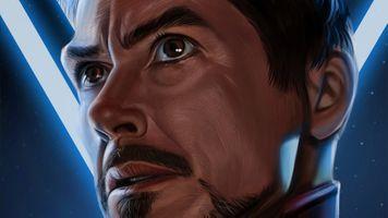 Заставки Iron Man, супергерои, художественное произведение