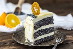 Бесплатные фото мак, крем, торт