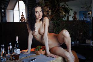Бесплатные фото Dita V,Inga M,Veronica A,красотка,голая,голая девушка,обнаженная девушка