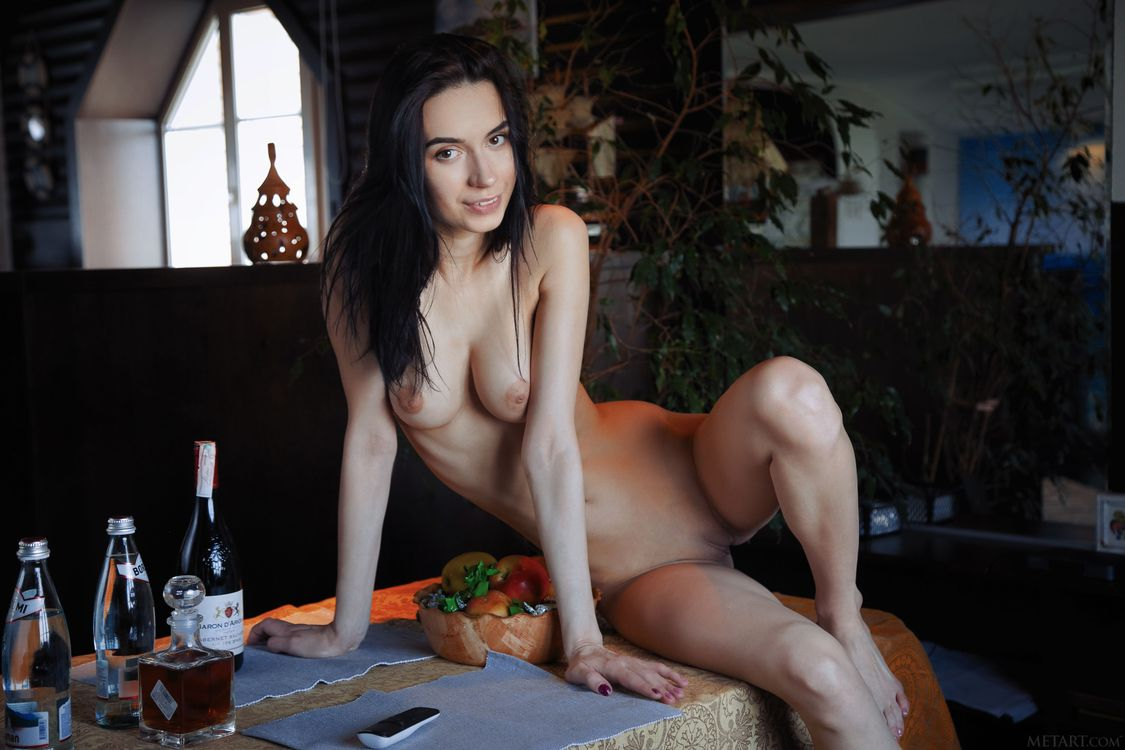 Фото бесплатно милая, голая, Dita V - на рабочий стол