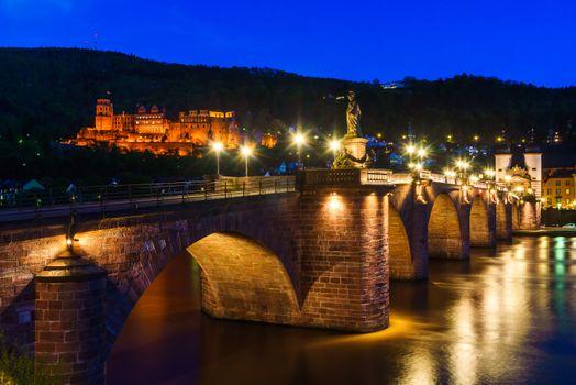 Мост в Гейдельберге · бесплатное фото