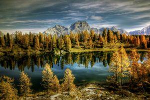 Фото бесплатно Федера, природа, озеро
