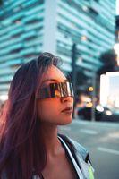 Фото бесплатно очки, волосы, лицо
