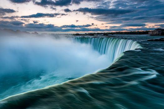 Фото бесплатно ниагара, воды, водопад, природа, водные ресурсы, водное пространство, характеристики воды, небо, водоток, атмосфера, волна, река