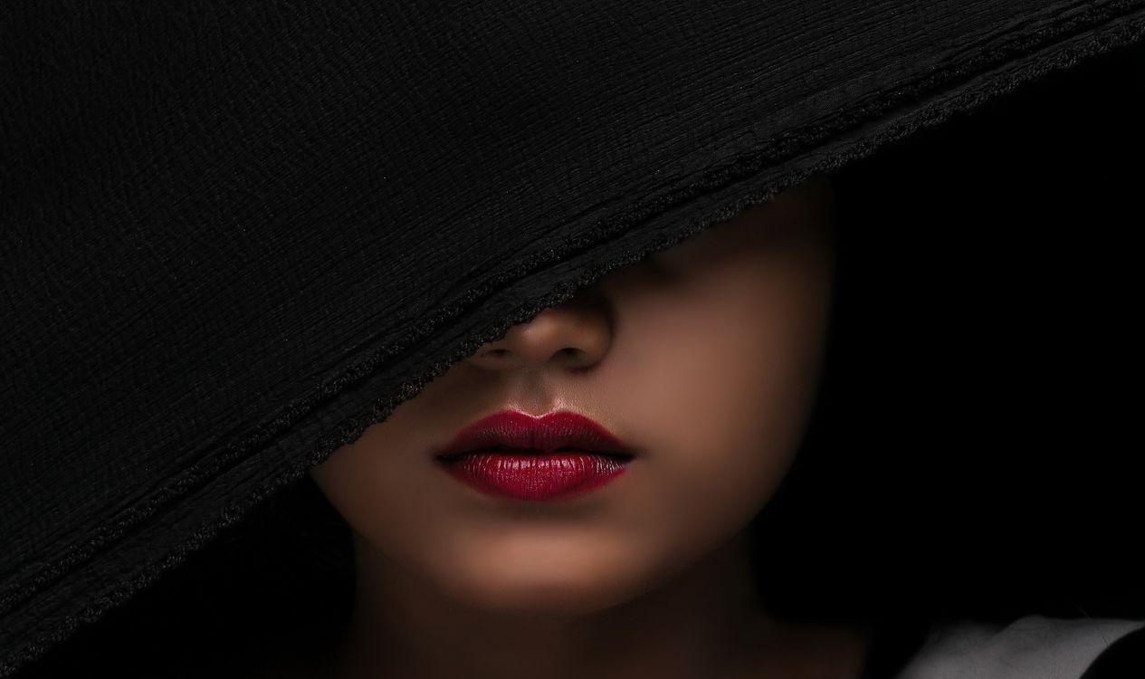 девушка незнакомка · бесплатное фото