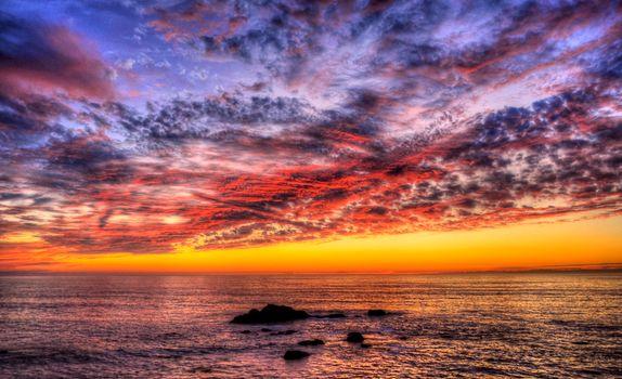 Фото бесплатно океан, открытый, вода