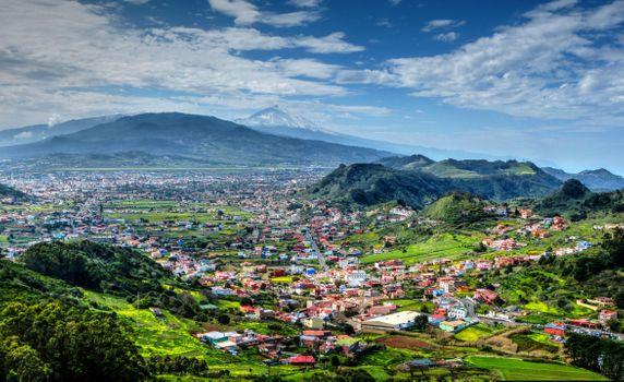 Фото бесплатно Вулкан Тейде, Испания, Тенерифе