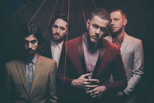 Photo free Imagine Dragons, indie-rock band, musicians