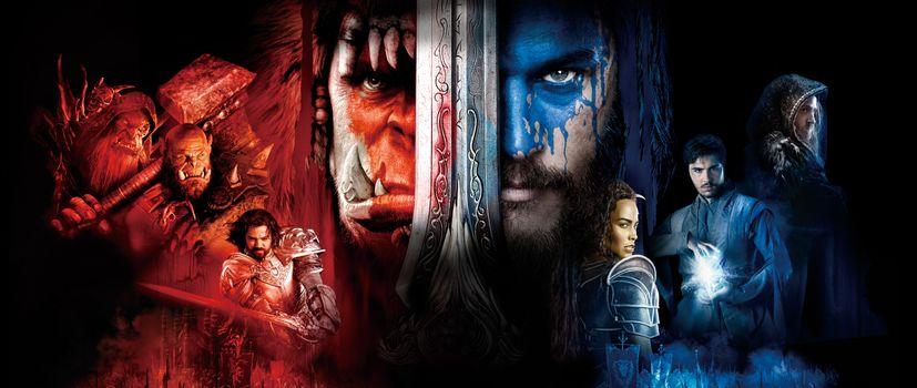 Photo free film, Warcraft, banner