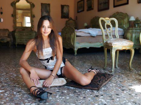 Фото бесплатно Доминика Чыбова, Доминика, молодая