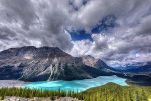 Фото бесплатно gray, rocky, mountain
