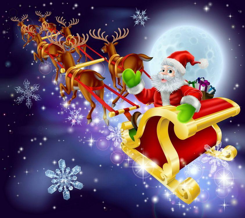 Фото бесплатно элементы, рождественские украшения, новый год - на рабочий стол