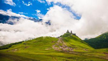 Заставки замок,цены расширенных лицензий,сельская местность,дневной свет,окружающая среда,поле,трава