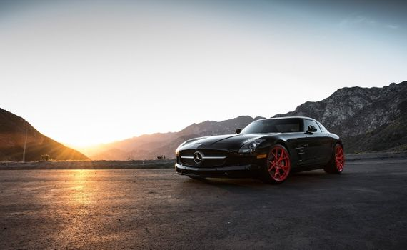 Фото бесплатно Mercedes, Mercedes Benz, Автомобили