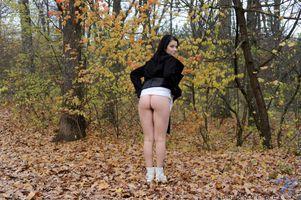 Бесплатные фото Adrianne Black,красотка,голая,голая девушка,обнаженная девушка,позы,поза