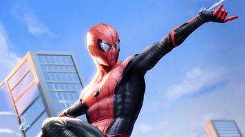 Заставки Artstation, Spiderman, произведения искусства